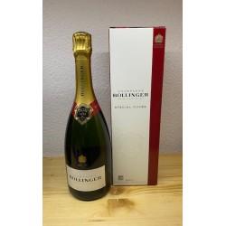 Champagne Speciale Cuvée Bollinger astuccio