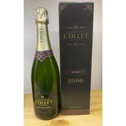 Champagne Millesimè Brut 2006 Collet