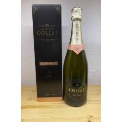 Champagne Rosè Collet