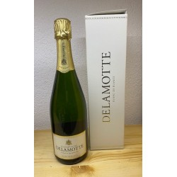 Champagne Blanc de Blancs Brut Delamotte