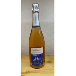Champagne Rosè Cuvée La Bonne Nouvelle Philippe Gilbert