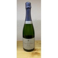 Champagne Blanc de Blancs Extra Brut Legras & Haas