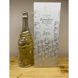 Champagne Belle Epoque 2004 Ritsue Mishima Blanc de Blancs Limited Edition Perrier-Jouet cofanetto