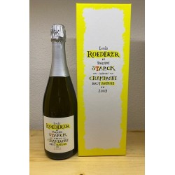 Champagne Brut Nature 2009 Philippe Starck Louis Roederer