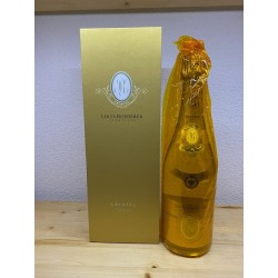 Champagne Cristal 2008 Louis Roederer cofanetto
