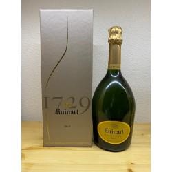 Champagne R di Ruinart Brut Ruinart cofanetto