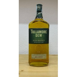 Tullamore D.E.W. The Legendary Irish Whiskey