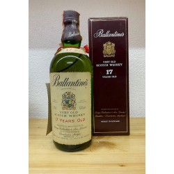 Ballantine's 17 years Old Very Old Scotch Whisky