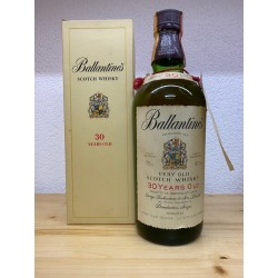 Ballantine's 30 years Old Very Old Scotch Whisky