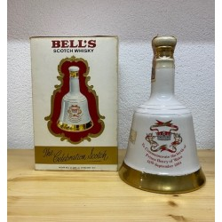 Bell's To Commemorate The Birth of Prince Henry of Wales 15th September 1984 Scotch Whisky decanter