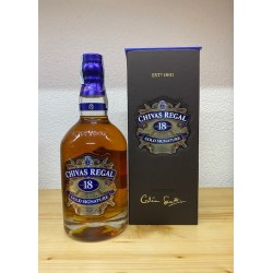 Chivas Regal 18 years Gold Signature Blended Scotch Whisky