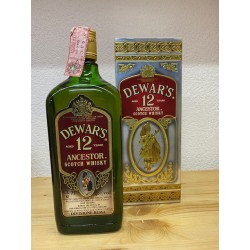 Dewars' 12 years Ancestor Scotch Whisky