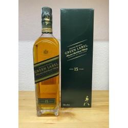 Johnnie Walker 15 years Green Label Blended Malt Scotch Whisky