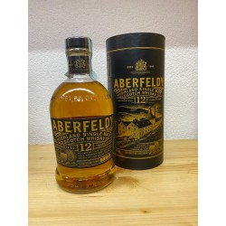 Aberfeldy 12 years in Oak Highland Single Malt Scotch Whisky