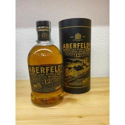 Aberfeldy 12 years in Oak Highland Single Malt Scotch Whisky