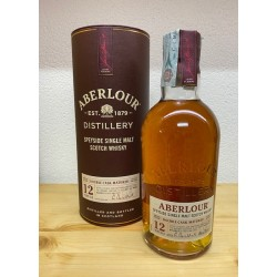 Aberlour 12 years Speyside Single Malt Scotch Whisky