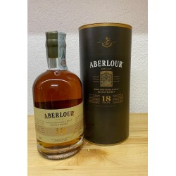 Aberlour 18 years Highland Single Malt Scotch Whisky