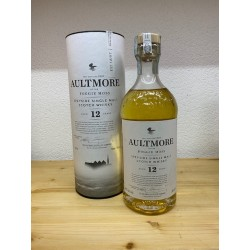 Aultmore of The Foggie Moss 12 years Speyside Single Malt Scotch Whisky