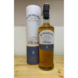 Bowmore 8 years Islay Single Malt Scotch Whisky