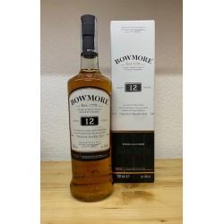 Bowmore 12 years Islay Single Malt Scotch Whisky