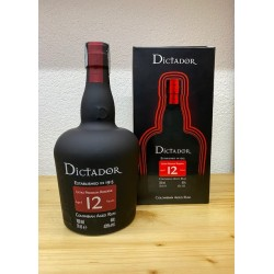 Dictador 12 years Ultra Premium System Rum