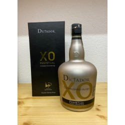 Dictador XO Perpetual Solera System Rum