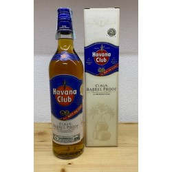 Havana Club Cuban Barrel Proof Ron