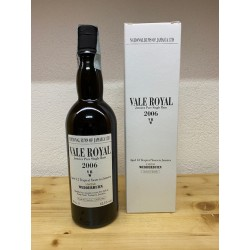 National Rums of Jamaica Continental Flavoured Vale Royal 2006 12 y.o.