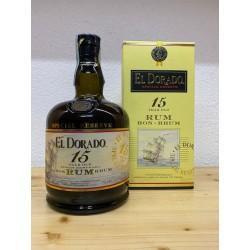 El Dorado 15 years old Finest Demerara Rum Special Reserve