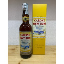 Caroni Navy Rum Extra Strong 90° Proof 18 years