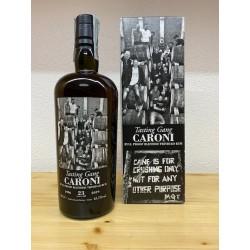 Caroni Tasting Gang 23 years old Rum