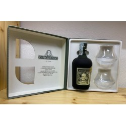 Diplomatico Reserve Exclusiva Ron Antiguo Pack Includes