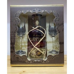 Plantation Barbados Rum 20th Anniversary XO Extra Old