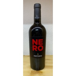 Nero Rosso del Salento igt 2014 Conti Zecca