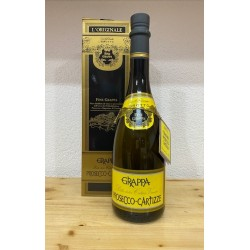 Brotto Grappa Prosecco Cartizze