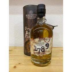 Mazzetti d'Altavilla 1789 Grappa di Barolo Bourbon Finish