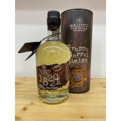 Mazzetti d'Altavilla 1820/21 Grappa di Moscato Porto Finish