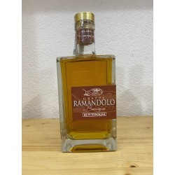 Tosolini Grappa Ramandolo Barrique Decanter