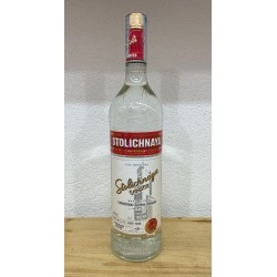 Stolichnaya The Original Premium Vodka
