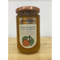 Agrimontana Marmellata Arance Amare con Scorza