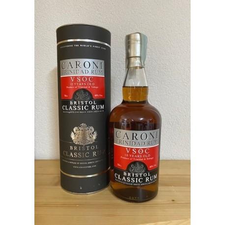Bristol Classic Caroni VSOC 10 Years Old Trinidad Rum