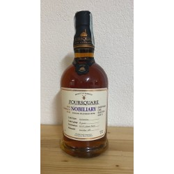 Foursquare Nobiliary Single Blended Rum Exceptional Cask Selection 62°C