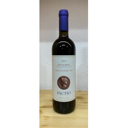 Pactio Toscana Rosso igt 2015 Tenuta Fertuna